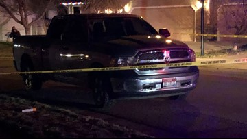 3-year-old girl dies after pickup truck collision in Boise neighborhood