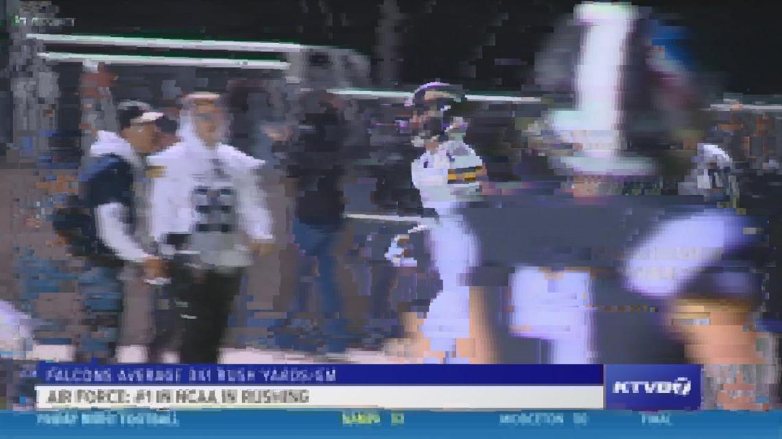 Friday Night Football: Rocky Mountain takes on Meridian