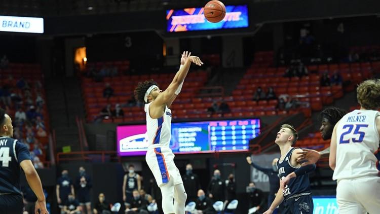 Boise State basketball: Guards reinvigorated