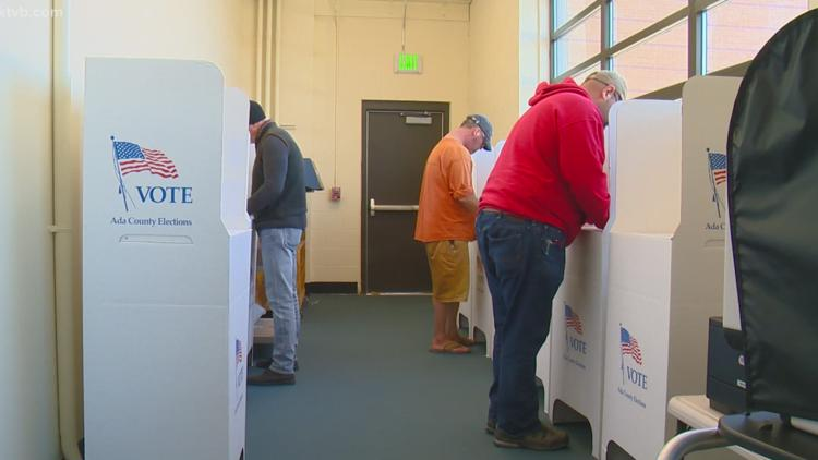 Early voting begins Monday in Ada, Canyon counties