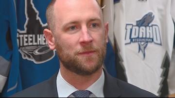 Idaho Steelheads reel in Sheen as new head coach