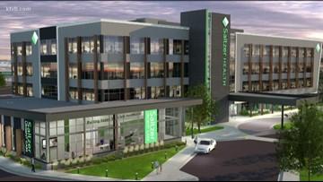 New medical complex breaks ground in Meridian's Ten Mile Crossing