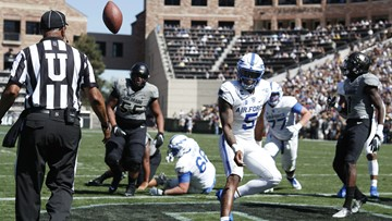 Boise State football: Air Force does its thing