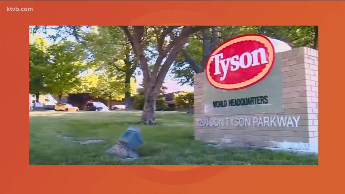 Companies that Care: Tyson Foods