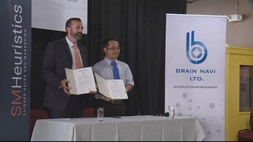 Boise startup teams up with Taiwanese robotics company