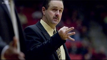 Idaho men's basketball coach put on administrative leave