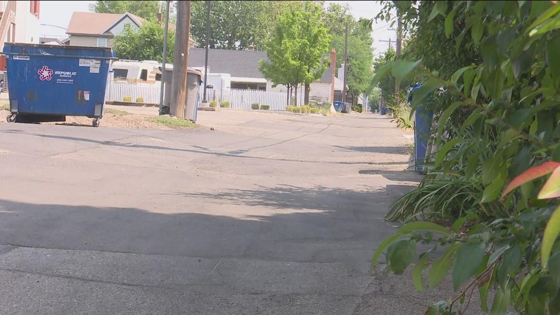 Officers shot man in Boise alley believing