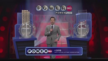 Powerball drawing for Wednesday, Nov. 21