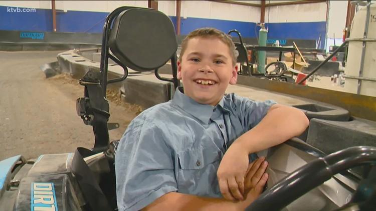 Wednesday's Child: Meet 'country boy' Payton