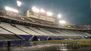 Canceled: Boise State and Boston College go home empty handed due to weather