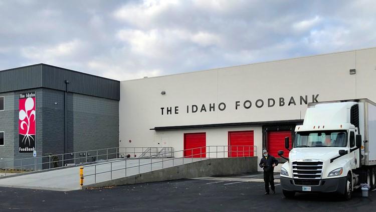 Idaho Foodbank unveils new facility in Meridian