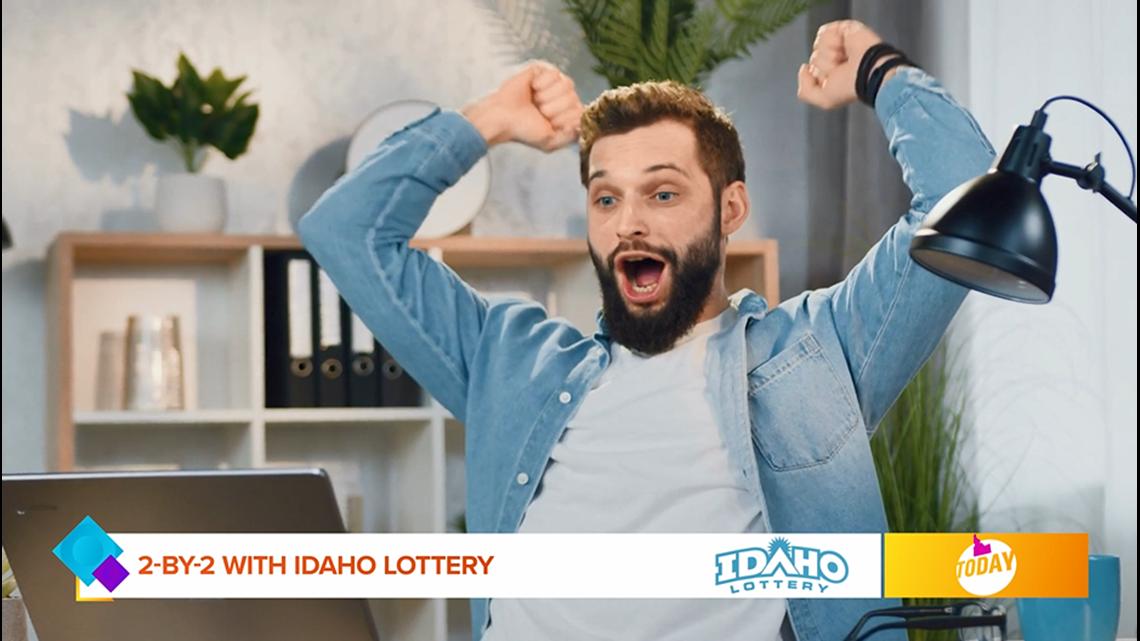 Idaho Today: 2-by-2 with Idaho Lottery