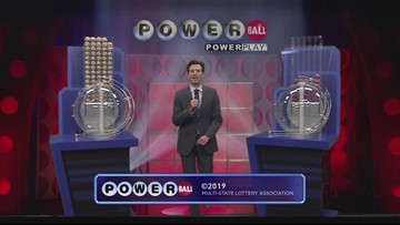 Powerball drawing for Wednesday, Oct. 30