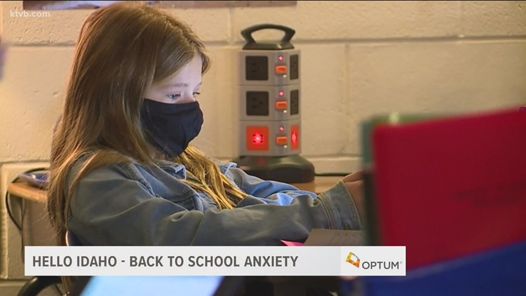 Hello Idaho: Helping kids deal with back-to-school anxiety