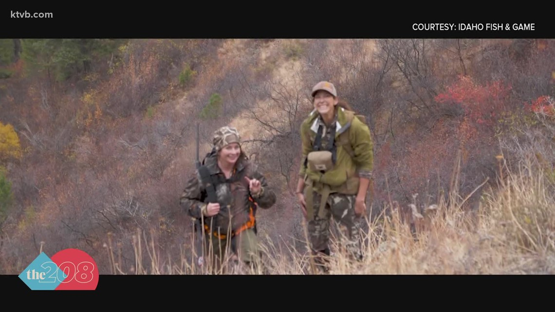 Idaho Fish and Game seeks to inspire, teach young hunters