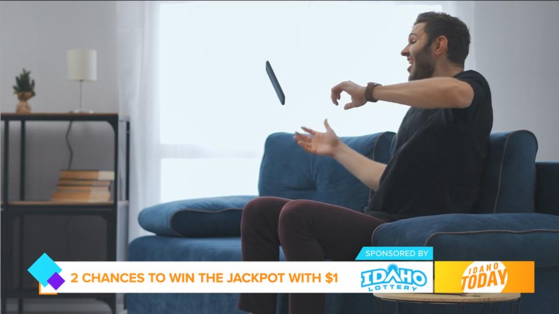 Idaho Today: Idaho Cash with Idaho Lottery - Win Big With $1