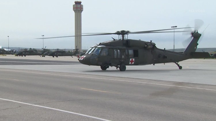 3 Idaho Army National Guardsmen killed in Black Hawk helicopter crash