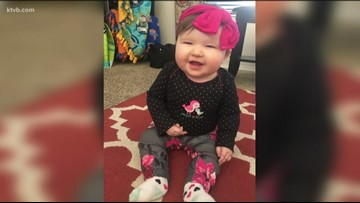 7's Hero: Meridian toddler and her family raise awareness for a rare genetic disorder