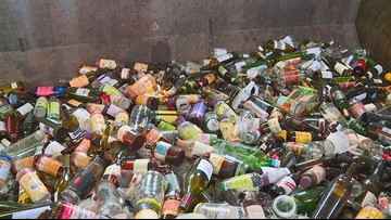 After failed attempts at recycling glass by ACHD, Boiseans left with few options