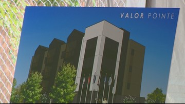New affordable housing project will provide 26 homes for veterans in Boise