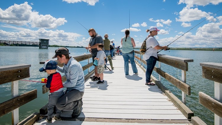 Cast a fishing line for free in Idaho on Saturday