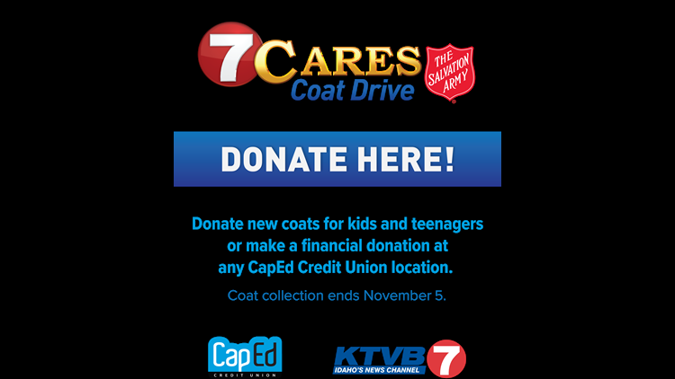 7Cares Coat Drive will help keep local children and teenagers warm