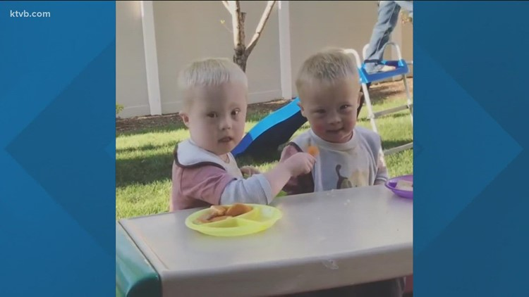 Nampa twins elevate voices of people with Down syndrome