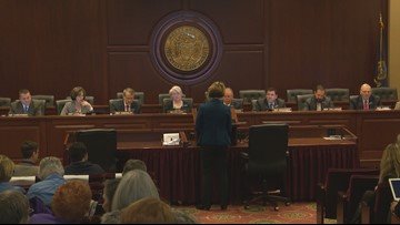 Medicaid expansion bill starting point for interim committee