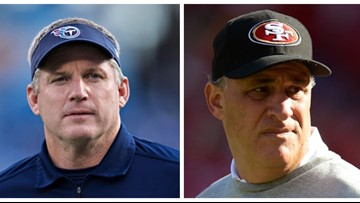 Broncos coaching search down to two finalists: Fangio and Munchak