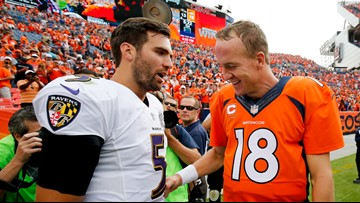 Joe Flacco has these 9 Hall of Fame QBs for next-chapter inspiration