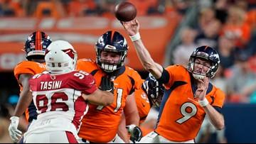 Quarterbacks Hogan, Rypien among Broncos' cuts as Denver narrows in on final roster