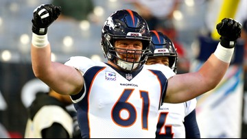Matt Paradis to get $9 million a year with Carolina, which is what Broncos offered pre-injury