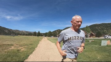 'I hope it's not my last one, but maybe it is': After his cancer diagnosis, this man started training for a half Ironman