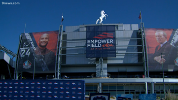 Denver Broncos Stadium now named Empower Field at Mile High