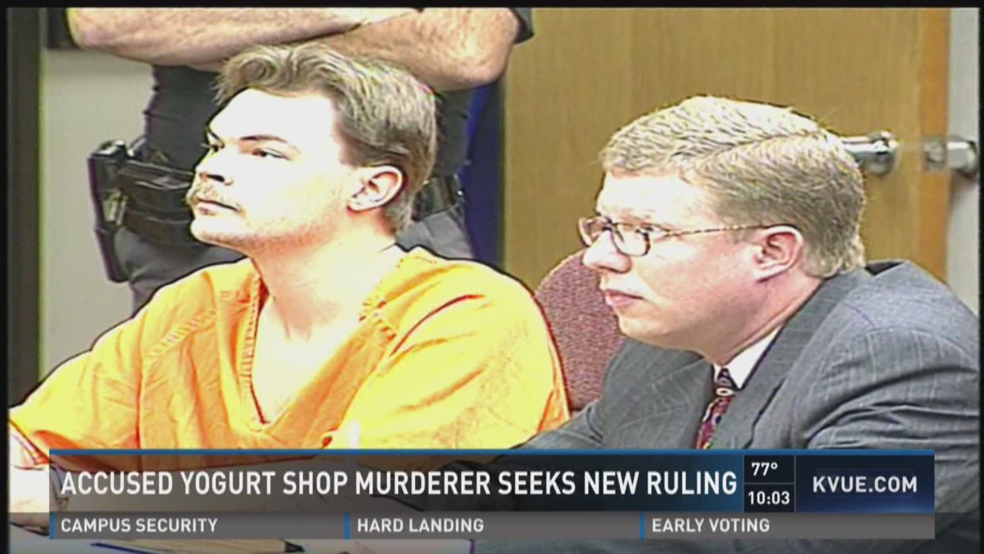 Man convicted in Yogurt Shop murders wants to clear his name | ktvb.com