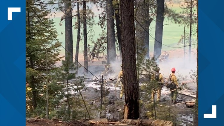 FAA: 4 aboard jet that crashed near Tahoe-area golf course