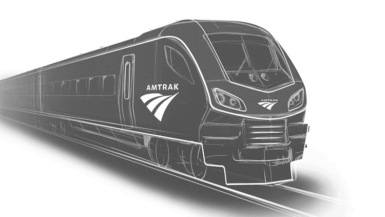 Amtrak spending $7.3 billion on new trains, first ones built heading to Pacific Northwest