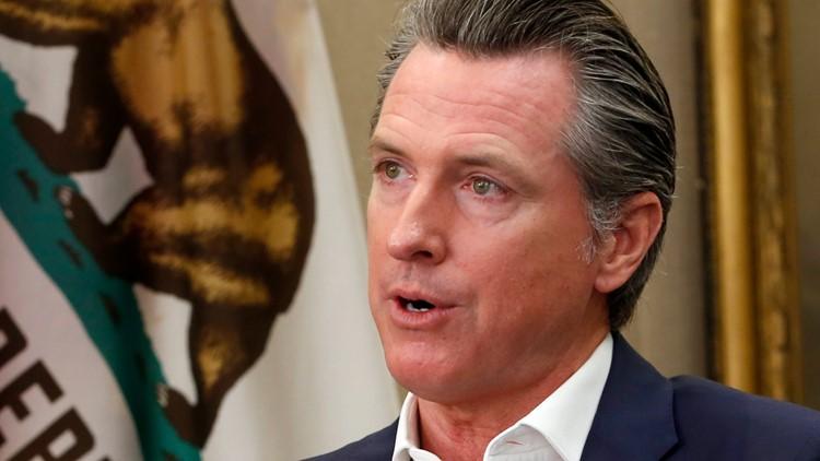 California Governor Pardons