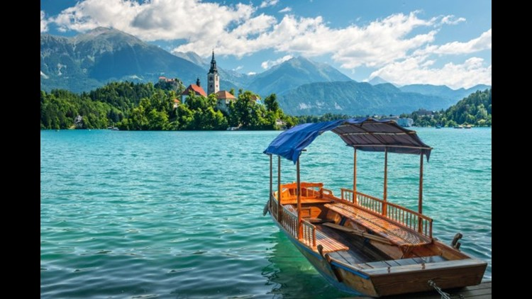 Lake Bled, Slovenia. (Photo by katerinasergeevna / Getty Images)