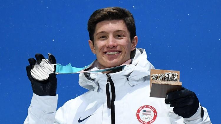 Alex Ferreira medal