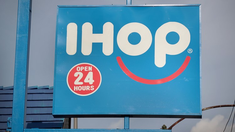 IHOP reveals the 'b' in its new name, IHOb, stands for burgers