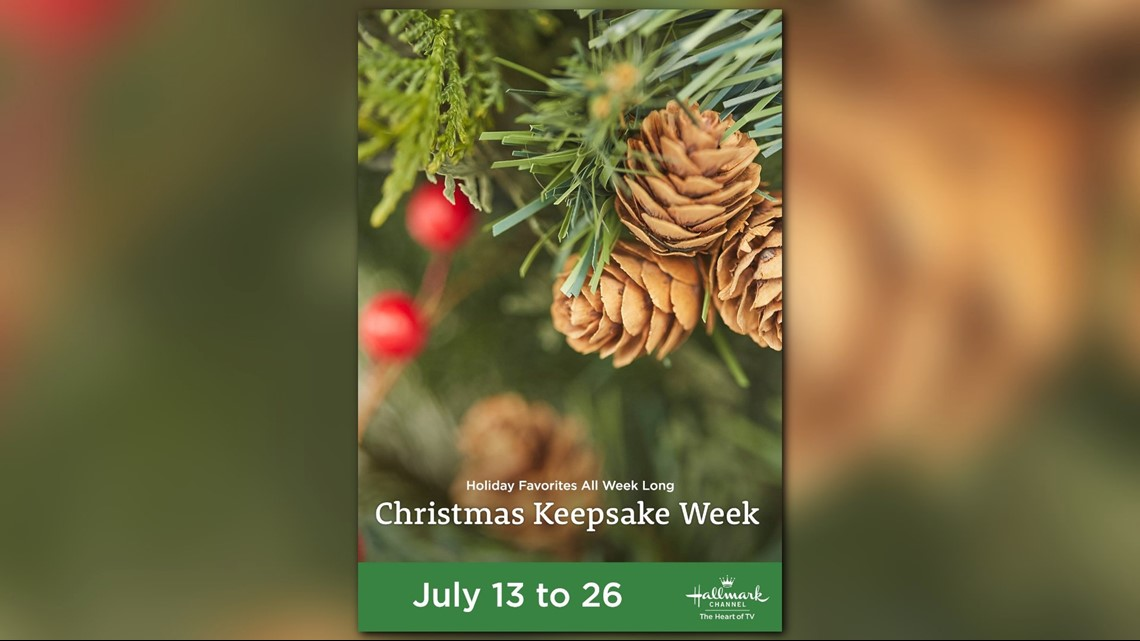 Hallmark Channel\'s \'Christmas in July\' holiday programming starts ...