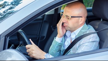 How technology prevents drivers from falling asleep at the wheel