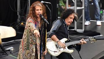 Aerosmith to launch residency in Las Vegas next year