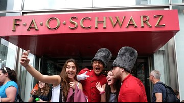 Iconic toy store FAO Schwarz to reopen in NYC this holiday season