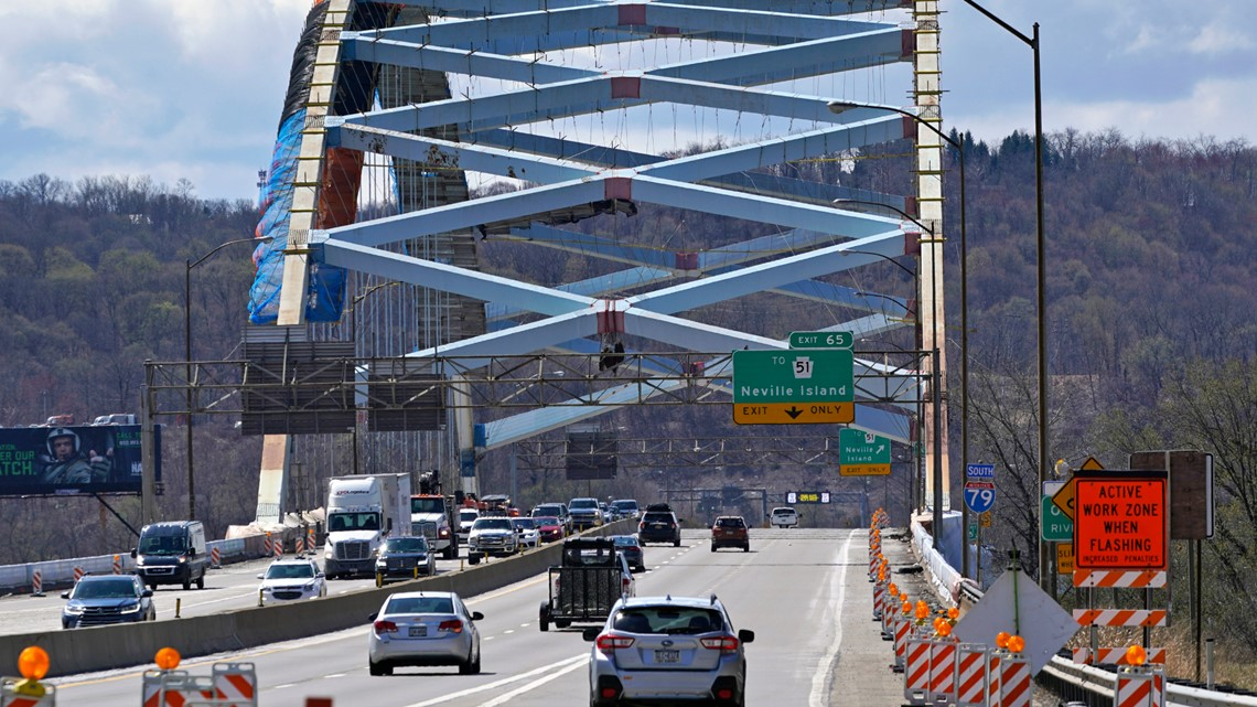 Biden's infrastructure spending plan would cover more than just roads