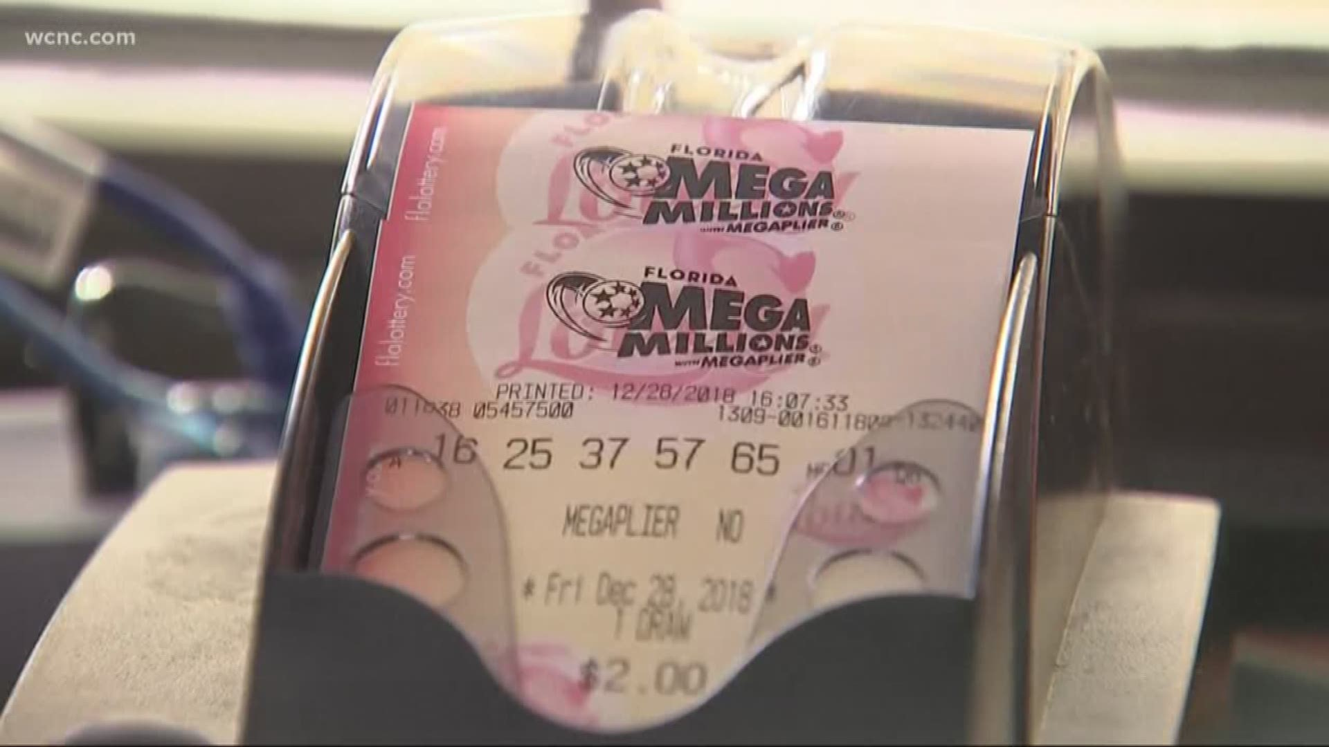 New Year's Day Mega Millions drawing has many dreaming big ...