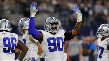 Cowboys tagging Boise State product DeMarcus Lawrence buys time for negotiations