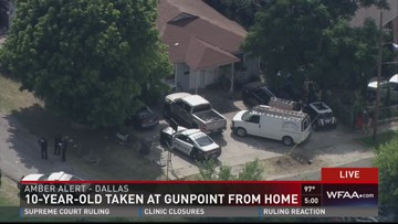 Police: Boy, 10, taken at gunpoint from Dallas home | ktvb com