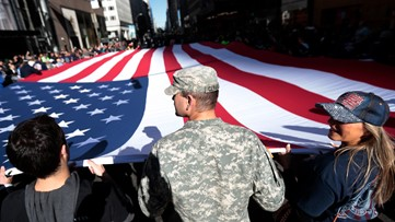 Why is Veterans Day celebrated on November 11?